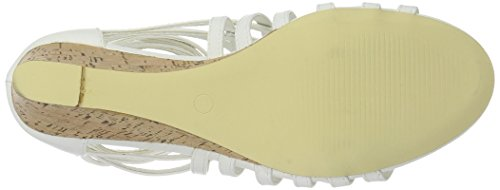White Tamora Co Pump Women's Brinley n87qpn
