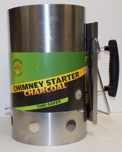 Use Charcoal Starter - 6