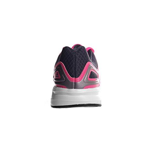 Chaussures de Course Adidas Duramo 6 Enfant Fille Baskets Rose