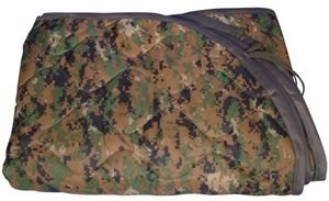 (Fox Outdoor Products Poncho Liner, Digital Woodland Camouflage)