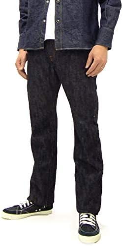 (サムライジーンズ) Samurai Jeans S710XX19oz スリムストレート メンズ 19 Oz. デニムパンツ ワンウォッシュ済み
