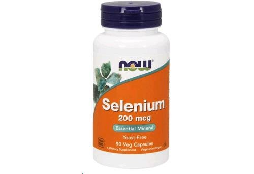 Selenium Yeast Free Capsules Pack