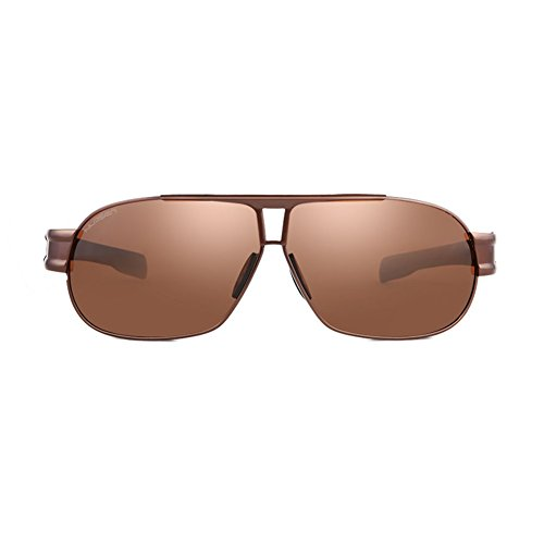 Color Gafas Pesca Gafas Simplicidad Libre Moda Cuadradas Aire Sol Gafas De 5 QY Y 5 YQ HD Al Polarizadas qfx6awa5