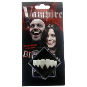 True Blood Costumes Bill (Vampire Multi-Fang False Dentures)