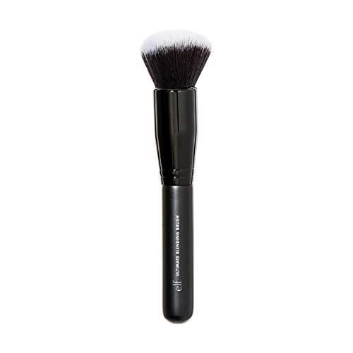 e.l.f. Ultimate Blending Brush for Precision Application, Synthetic (Best Contour Brush 2019)