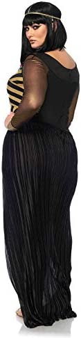 316V zs8tkL. AC  - Leg Avenue Women's Queen Cleopatra Costume