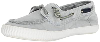 SPERRY Women's Sayel Away Washed Sneaker