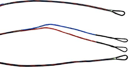 - FIRST STRING Products First Draw Genesis String/Cable Set Red/Blue