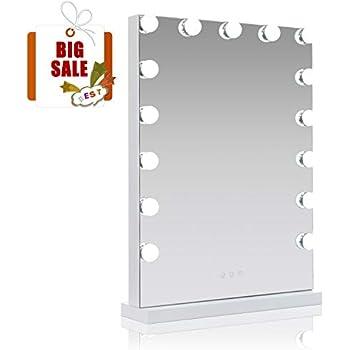 Amazon Com Moon Moon Hollywood Vanity Mirror With Lights