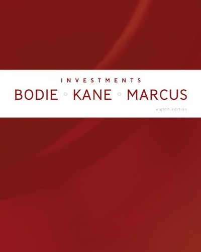 Investments, 8th Edition