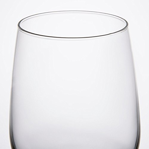 Good Day, Bad Day - Funny 17 oz Stemless Wine Glass, Permanently Etched, Gift for Mom, Co-Worker, Friend, Boss, Christmas - SG10 by Frederick Engraving (Image #3)