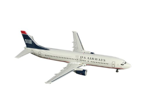 Gemini Jets US Airways B737-400 1:400 Scale