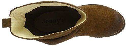Jonny S Dame Noelani Cowboy Stiefel Brun (roble) wz3NQpq5