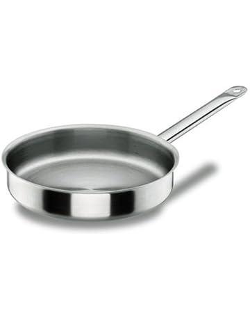 Lacor - 50625 - Sautex Chef Classic 24cm Inox