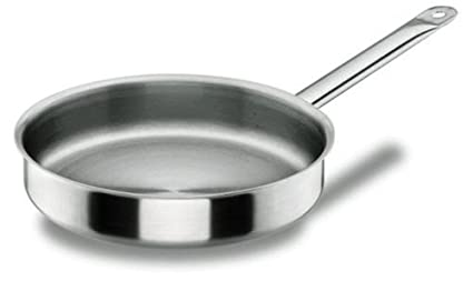Lacor Chef-Classic 50625 - Sautex, Acero Inoxidable 18/10, 24 cm