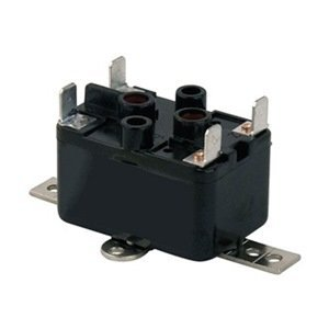 Enclosed Relay - Industrial Grade 6AZU2 Enclosed Fan Relay, SPNO, 24V