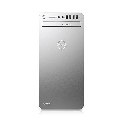 Dell XPS 8920 XPS8920-7529SLV-PUS Tower Desktop (Silver)