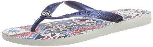 Gracia navy Para white Blue Mujer Multicolor Havaianas Chanclas fOdwBvfq