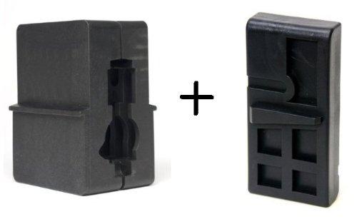 Ultimate Arms Gear Vise Block Combo 2 Piece 223 5 56 Ar15 Ar 15
