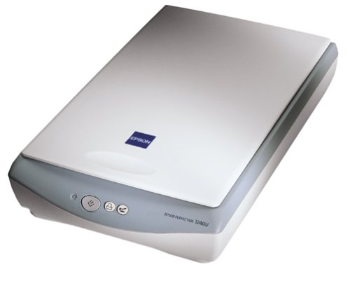 Epson Perfection 1240U Color Flatbed Scanner by Epson