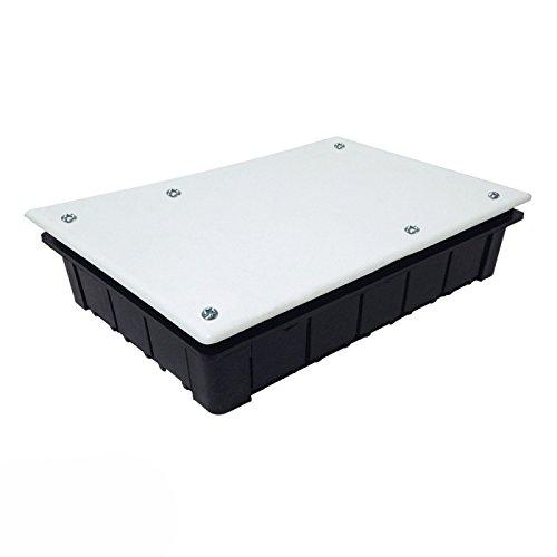 Para instalaci/ón empotrada Con separadores tipo europeo Solera 5530 Caja empalme y derivaci/ón