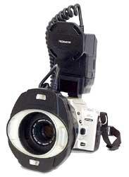 ProMaster Macrolume TTL Dedicated Ring Light - for 35 mm film cameras