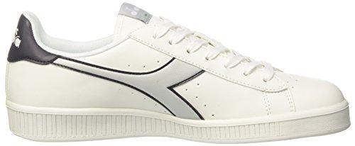 Diadora Herren Game P Sneaker Elfenbein (Bianco Grigio Ghiacciaionero)