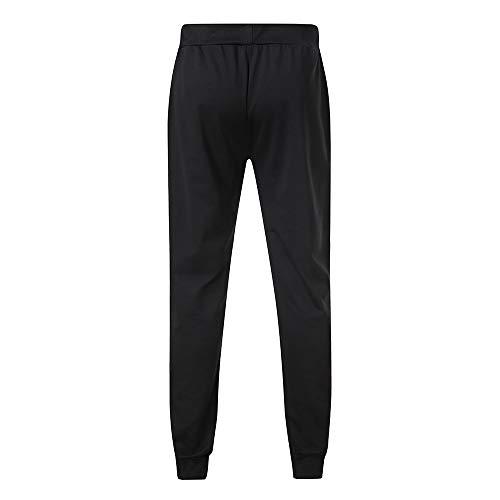 (Fashion Men's Sport Jogging Fitness Pant Casual Loose Sweatpants Drawstring Pant ed Pinstripe Wool Velvet Types Carpenter Royal Parachute Fitness Silk Lightweight Flat Fron)
