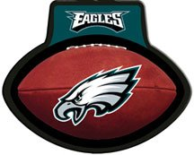 (NFL Philadelphia Eagles Auto Air Freshener, 3-Pack)