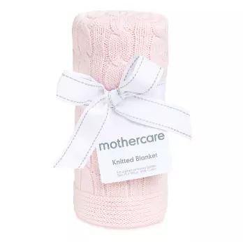 Mothercare rosa 100% algodón de punto bebé manta para cochecito o Moisés cesta 75 cm x 100 cm: Amazon.es: Bebé