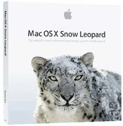 Apple Mac Os X 10.6 Snow Leopard Cheap License