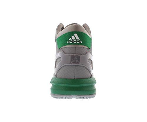 Adidas Sm Futurestar Spinta Basket Dimensioni Scarpe Da Uomo Onice / Verde / Bianco