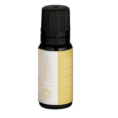 Mr. Steam 104008 Chakra Blend Essential Oils Yellow Awakening, 10 mL Mr Steam Oils