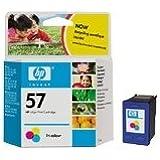 HP No. 57 Color Ink Cartridge C6657A