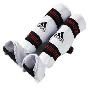 Adidas WTF TaeKwonDo Shin and Instep Protector - Medium