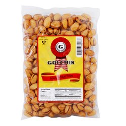 Golchin Sour Pistachios, 10 Oz (Roasted & Salted)