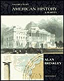 American History : With Map, Brinkley, 0072324708