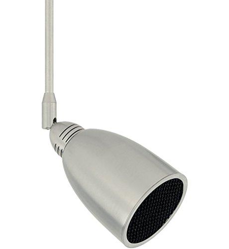 (Tech Lighting 700MOTLTZ Monorail-Tilt Head 2IN, 5.95