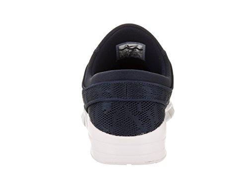 Nike Stefan Janoski Max, Scarpe da Skateboard Uomo, Null, Null Ossidiana/Orodiana-minerale Oro