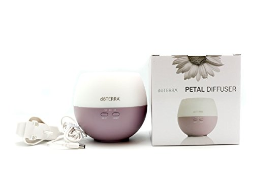 Doterra Petal Essential Oil Diffuser 150ml Aromatherapy Diffuser