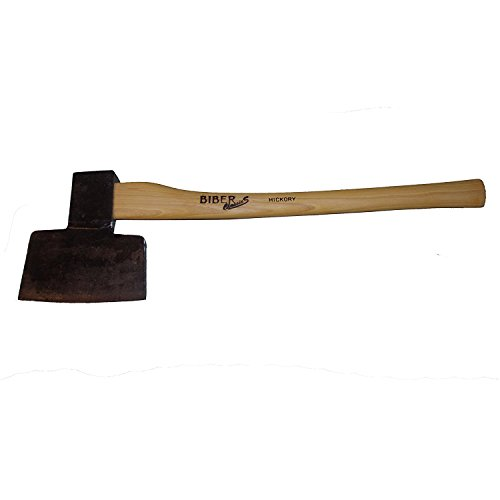 Biber Classic Swedish Carpenter's Hatchet or better known as The Broad Axe by Mueller (Right Bevel)