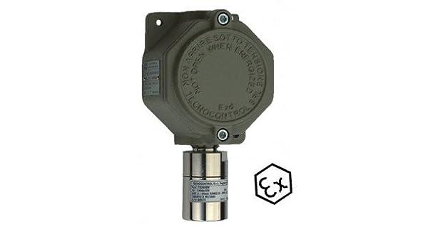 Tecnocontrol - Detección gas - Sonda ATEX SE 193 km gas natural - : SE193KM: Amazon.es: Bricolaje y herramientas