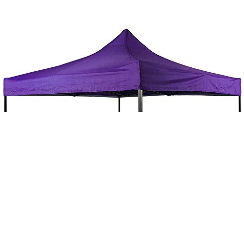 - American Phoenix Canopy Top Cover Replacement Cloth Only Top Fabric (10x10, Purple)