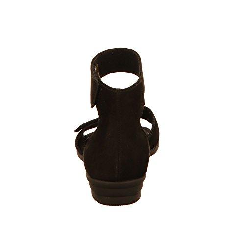 Gabor 4276047 - Sandalias de vestir de Piel para mujer negro
