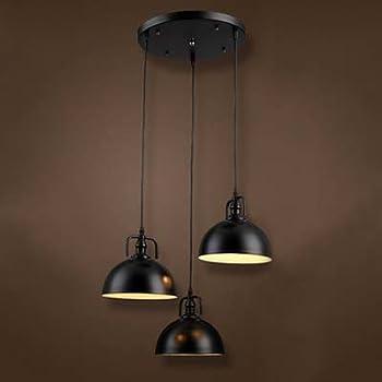 Industrial Nautical Style Single Mini 3 Lights Pendant