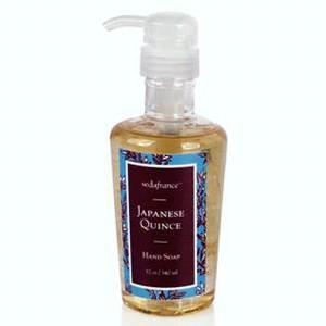 Seda France Liquid Hand Soap - Japanese Quince 12 oz /340ml