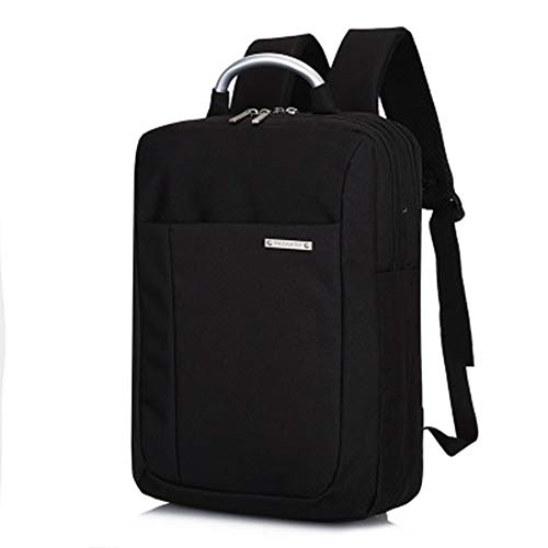 10 Business Cm Casual With Blue Handle Black blue lake 41 Backpack Hard 29 Computer Laptop Grey Bag Metal Black wAFvwq