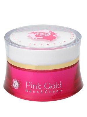 ピンクゴールドナノ5「クリーム」30g B00DRSSI56