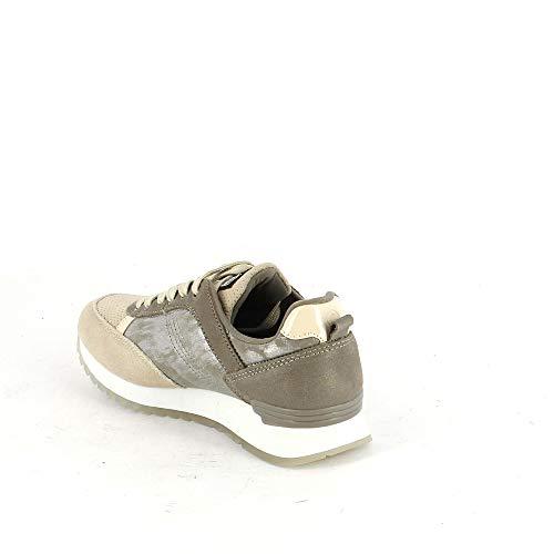 Beige prime Colmar Grigio Donna Originals Travis inverno Autunno Sneakers E qnAZwHp