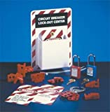 CIRCUIT BREAKER LOCK-OUT CENTER (BINDER CENTER ONLY)